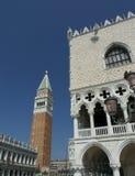 View of piazza san marco - venezia italy Stock Image
