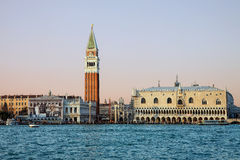 View of Piazza San Marco in Venice, Italy Royalty Free Stock Photo