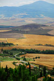 View from Pienza Stock Images