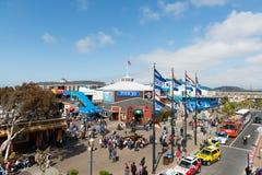 View of Pier 39 at San Francisco, US Royalty Free Stock Photo