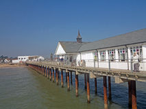 View of the pier Stock Photos