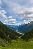View of Piora Valley in Ticino Stock Photos