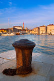 View of Piran, Slovenia Royalty Free Stock Photography