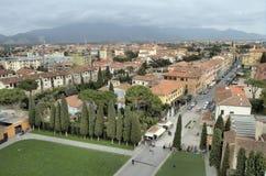 View of Pisa Stock Image