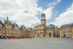 View of the Place Ducale Royalty Free Stock Images