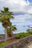 Playa de Jardin Stock Photography