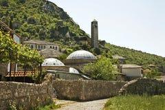 View of Pocitelj. Bosnia and Herzegovina Stock Photo