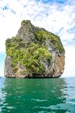 Poda island in Thailand. View at Poda island in Thailand Stock Photo