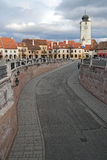 Sibiu Romania Royalty Free Stock Photos