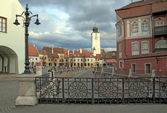 Sibiu Romania Royalty Free Stock Images