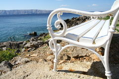 View point at Adriatic Sea Royalty Free Stock Photo