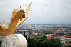 View point Hat Yai Royalty Free Stock Photos