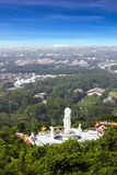 View point in Hat Yai City Royalty Free Stock Photography