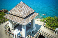 View point of Island for Traveler in Koh Samui Royalty Free Stock Photos