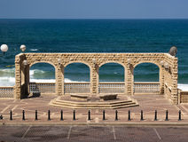 View point Jaffa Stock Photography