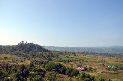 View point Landscape of Payathonsu Royalty Free Stock Photos