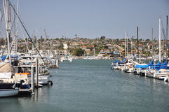 View of Point Loma Royalty Free Stock Images