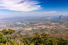 View point from Phukradung National Park Stock Photo