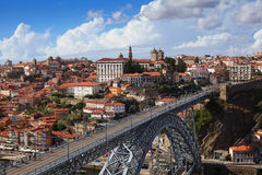 View point, Porto, Portugal Royalty Free Stock Photo