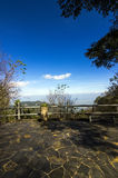 View point at Suan Mae Fha Luang Stock Photography