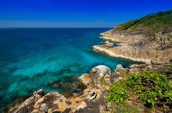 View Point of Tachai island, Thailand Royalty Free Stock Images