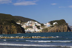 View of Ponza Stock Images