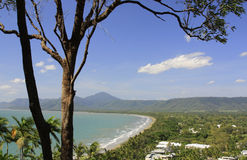 View of Port Douglas beach Stock Images
