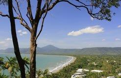 View of Port Douglas beach stock images