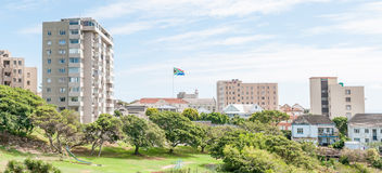 View of Port Elizabeth Stock Images