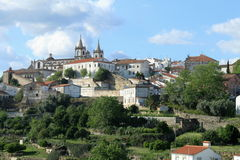 View of Portalegre Stock Images