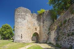 View of the Porte de Soissons