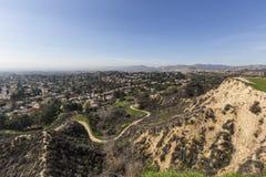 Los Angeles Porter Ranch Neighborhood Stock Photography