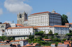 View of Porto city in Portugal Royalty Free Stock Image