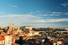 View of Porto city in Portugal Stock Photography