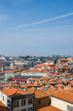 View of Porto city on summer day Royalty Free Stock Image