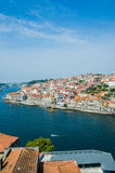 View of Porto city on summer day Stock Image