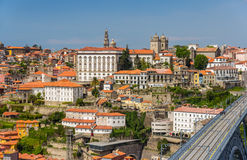 View of Porto old town Stock Image