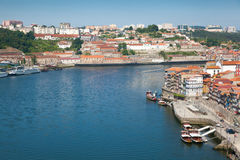 View of Porto, Portugal Stock Photography