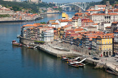 View of Porto, Portugal Stock Photo