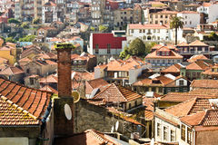 View of Porto Royalty Free Stock Photo