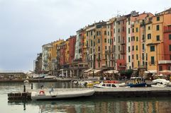 View of Porto Venere Royalty Free Stock Photo
