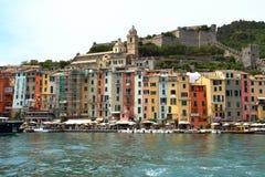 View of Porto Venere, Liguria, Italy Royalty Free Stock Photo