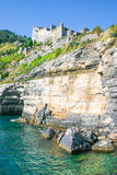 View of Portovenere, Italy Royalty Free Stock Image