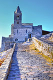 View in Portovenere, Italy Royalty Free Stock Photos