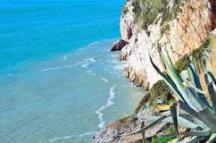 View in Portovenere, Italy Stock Image