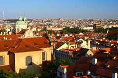 View of Praga Stock Images