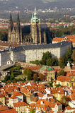 View of Prague. Stock Images