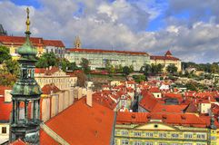View of prague Stock Photo