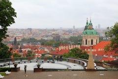 View of Prague Royalty Free Stock Photo