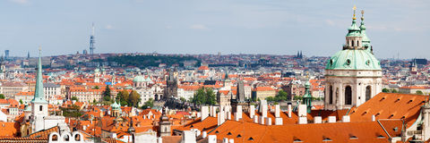 Prague Czech Republic Stock Photos